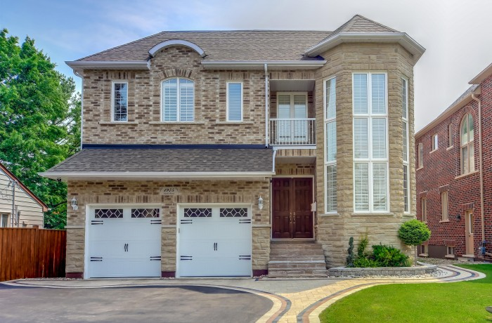 New custom built home in pickering sold justin homes for New home builders in pickering