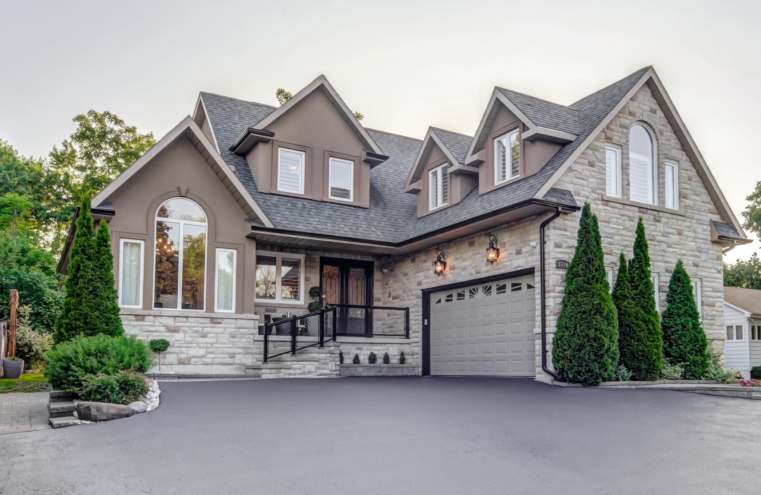 Justin homes custom home builder pickering scarborough for New home builders in pickering